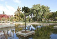 los jardines de Valencia cierran a las 22 horas