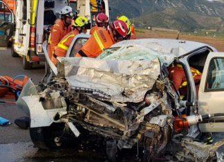 Dos carreteras valencianas entre las más peligrosas de España