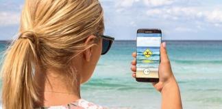 Una aplicación móvil podría regular el aforo de las playas valencianas