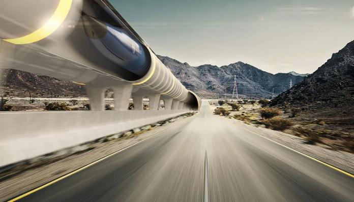Estudian un tren ultrarrápido que uniría España con Holanda y África en menos de 90 minutos