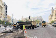 VÍDEO   La peatonalización impide a vecinos del centro regresar en coche a sus hogares