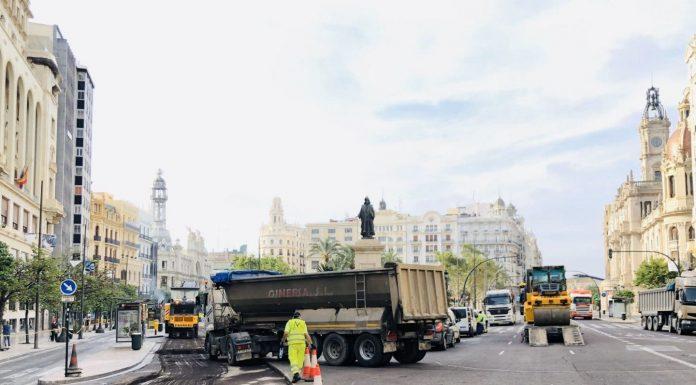 VÍDEO | La peatonalización impide a vecinos del centro regresar en coche a sus hogares