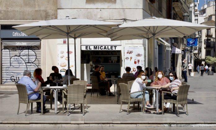 La Comunitat Valenciana reabrirá la hostelería el próximo lunes