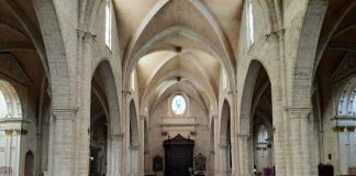 catedral fase 1, límite de aforo 200 personas
