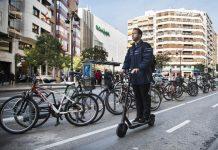 La Generalitat dará ayudas de 250 euros para comprar bicis y patinetes