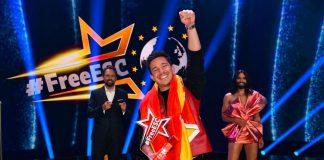 Eurovisión alemán
