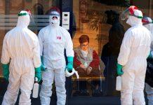 Récord histórico de contagios con casi 10.000 casos en la Comunitat Valenciana