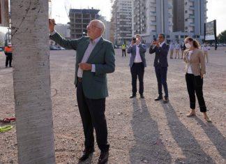 Juan Roig desvela el nombre definitivo del nuevo gran pabellón de Valencia