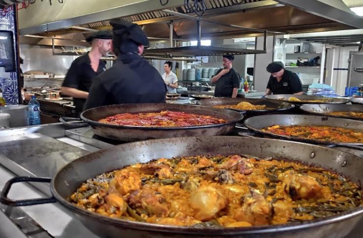 Un restaurante valenciano se convierte en el más seguro de España frente al coronavirus