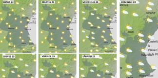 Una masa de aire africano subirá las temperaturas de toda España