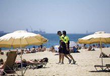 Trabajo jóvenes playas Generalitat