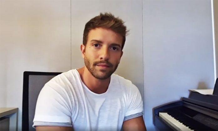 Pablo Alborán anuncia que es homosexual