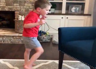 un niño de 5 años
