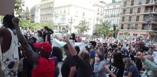 Valencia contra el racismo