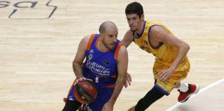 gran victoria del Valencia Basket