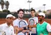 Bautista, Verdasco, Carreño y Feliciano López juegan esta semana en Valencia