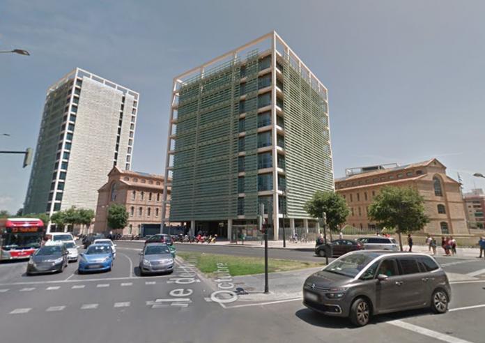 Desalojan parte de la Ciudad Administrativa 9 d'Octubre por coronavirus