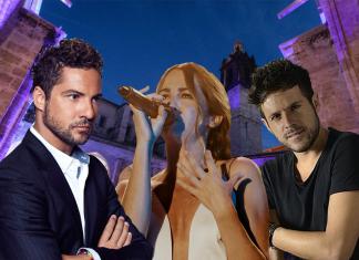 Bisbal, Pablo López y Sofía Ellar visitarán Valencia con conciertos íntimos y exclusivos