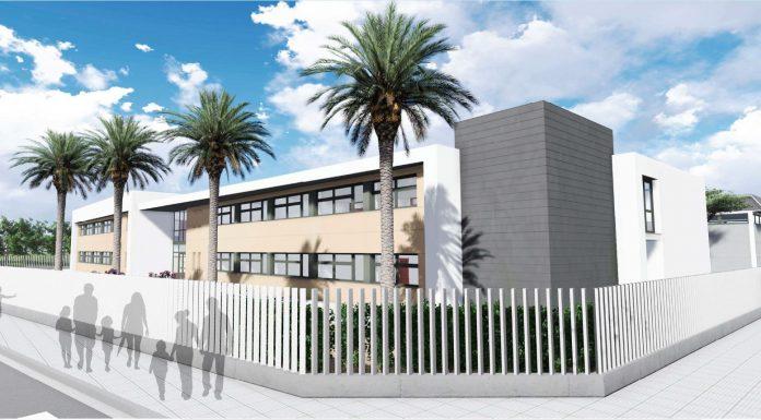 Así será el nuevo colegio público valenciano