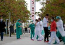 Los ingresos por coronavirus se disparan en los hospitales valencianos con cerca de 4.000 nuevos contagios