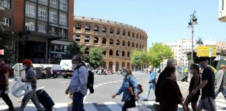 La Comunitat Valenciana se convierte en la más segura de España ante la segunda ola de la pandemia
