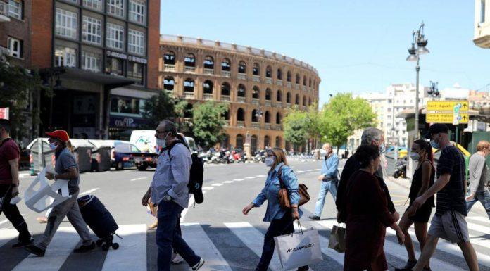 Valencia registra un nuevo brote de coronavirus que afecta a una familia