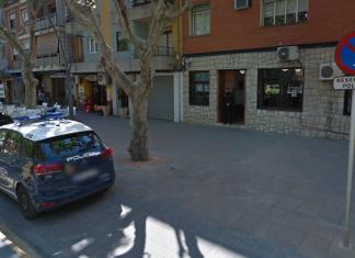 Detienen a un hombre tras intentar prenderse fuego en la puerta de una comisaría valenciana