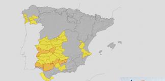 Activan la alerta amarilla por tormentas en gran parte de Valencia