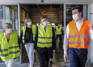 Puig defiende un estado de alarma por comarcas ante el riesgo de rebrotes