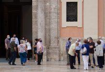 La ciudad de Valencia se prepara para un posible rebrote