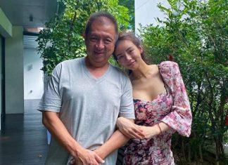 la hija de Peter Lim