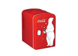 bulo nevera de Coca Cola