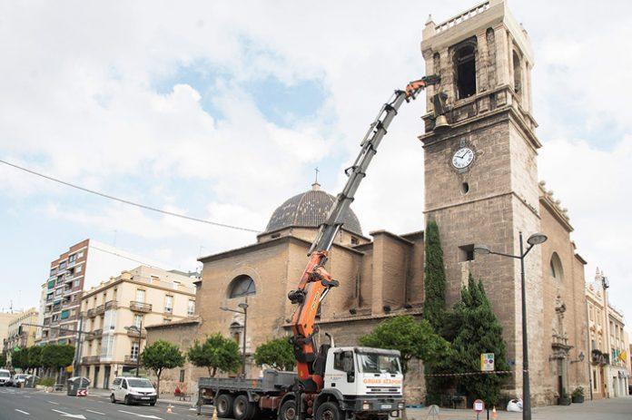 campana iglesia de Santa María del Mar