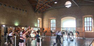 Setenta alumnos se dan cita en una nueva edición del Campus Internacional Valencia Danza