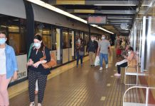 horarios habituales Metrovalencia