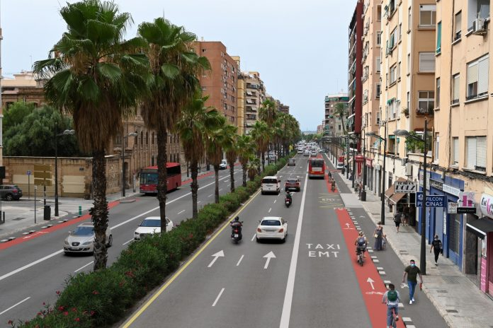 Así será la transformación de la avenida Pérez Galdós