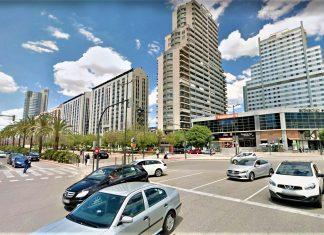Detienen a una joven por circular a más de 115 km/h en una avenida de Valencia