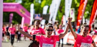 La Carrera de la Mujer se celebra este año de forma virtual