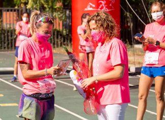 Broche de oro para la Carrera de la Mujer Virtual en Valencia con el homenaje a la atleta María Vasco