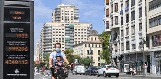 La Comunitat Valenciana arranca la prórroga de restricciones contra el coronavirus 21 días más