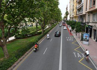 Arrancan las obras del primer eje ciclable de Valencia: ¿Qué es y por dónde transcurrirá?