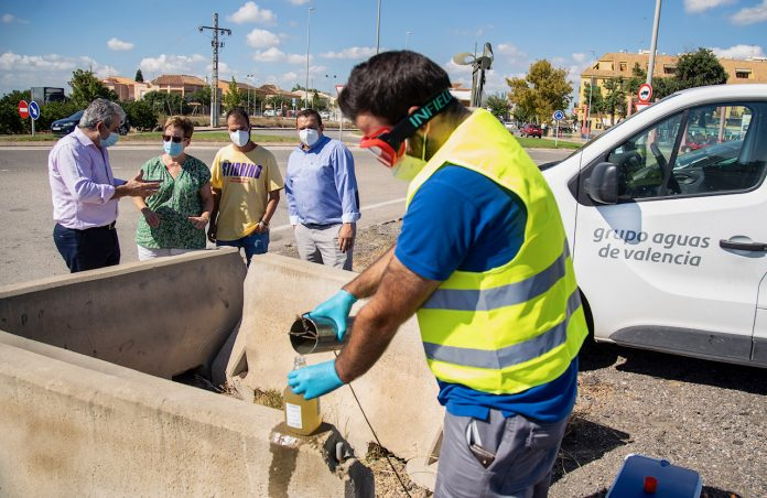 El Puig detectará Covid-19 en sus aguas residuales y la analizará en menos de 24 horas