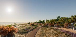 Así será el nuevo paseo de la Malvarrosa: más dunas y zonas verdes