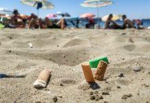 Las playas de Valencia podrían convertirse en espacios libres de humo