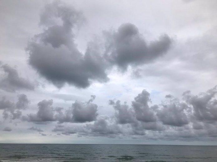 Anuncian cuándo entrarán las tormentas en el golfo de Valencia