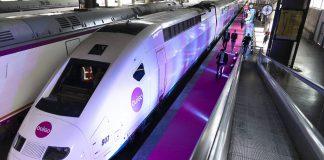 El tren low cost de alta velocidad tendrá parada en Valencia