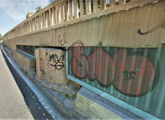 Un túnel de Valencia permanecerá cerrado al tráfico durante tres días por obras