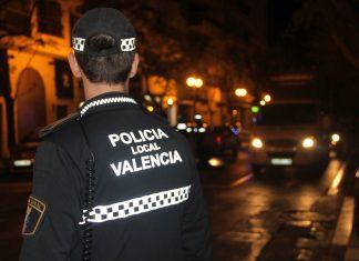 Detenida en Valencia una negacionista por no usar mascarilla
