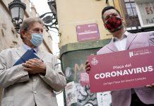 El coronavirus ya tiene su propia plaza: ¿Por qué sustituye a Doctor Collado?