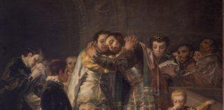 dos cuadros de Goya